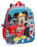 Junior batoh Mickey Winner 3D 33 cm