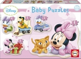 Puzzle Minnie Mouse Baby