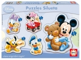 Baby Puzzle Mickey Mouse Educa