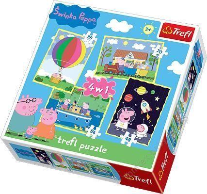 1879044d8 Z POHÁDEK A FILMŮ... | PRASÁTKO PEPPA PIG | Puzzle Prasátko Peppa ...