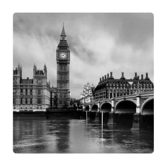 Obraz na stěnu London Big Ben 29x29 cm