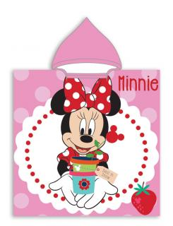 Pončo Minnie Mouse