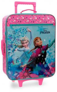 77773c55caa Dětský kufr Ledové Království 50 textilní