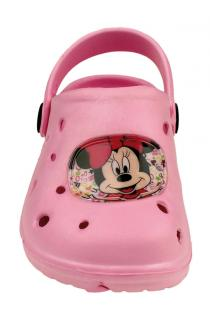 Kroksy Minnie Mouse vel. 32